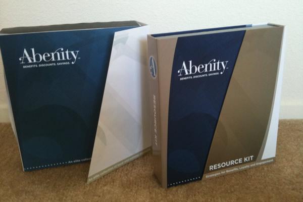 Abenity Resource Kit Prototypes